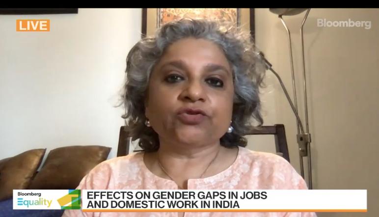 Gender Disparity in India's Lockdown-Induced Job Losses