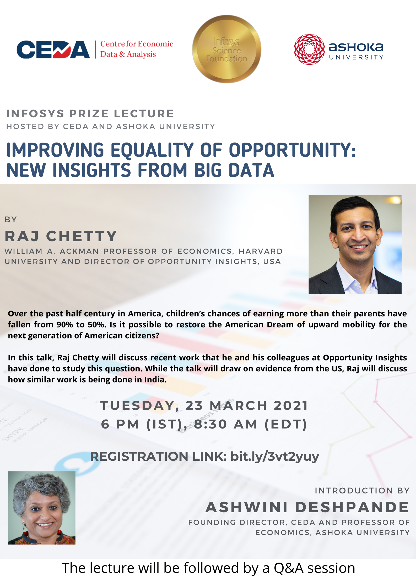 Improving Equality of Opportunity: New Insights from Big Data