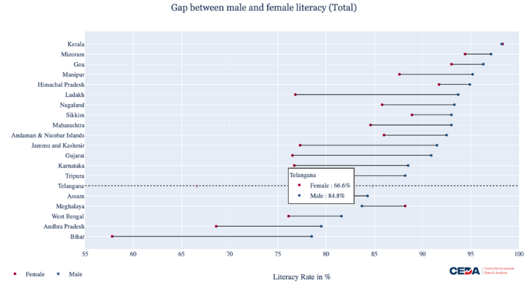 GenderStats 2: The Literacy Gap